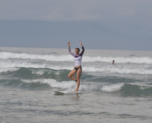 Costa Rica Surf and Yoga Retreat - Surfing